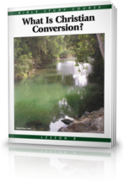 What is Christian Conversion?