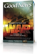 Kingdoms at WAR: Powers of the Unseen World